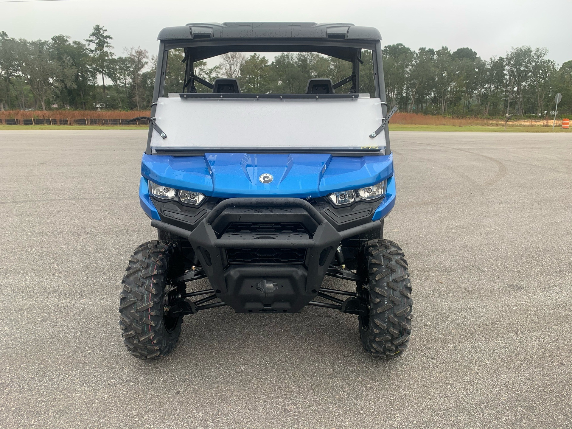 2021 Can-Am Defender DPS HD8 in Valdosta, Georgia - Photo 2
