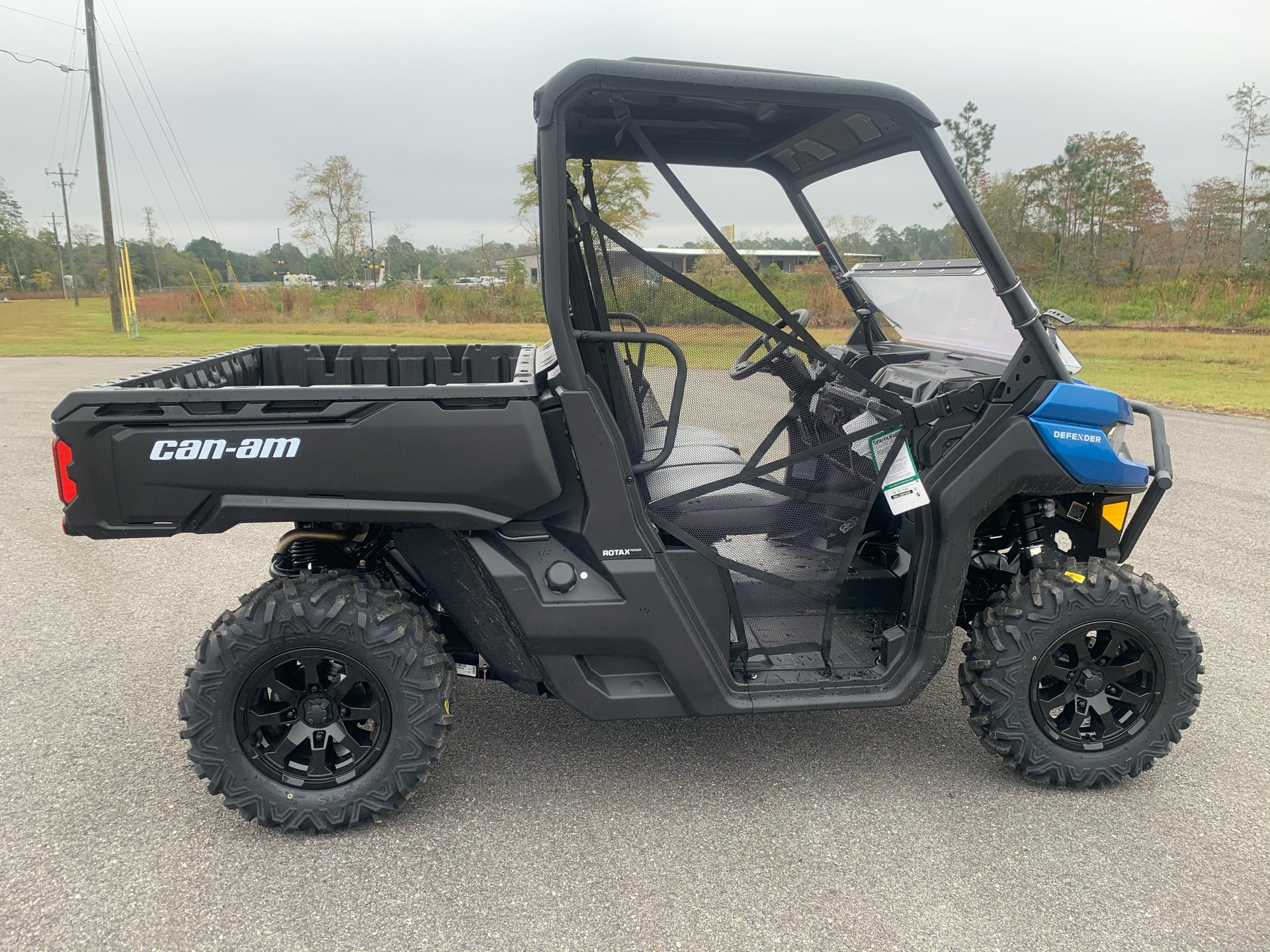 2021 Can-Am Defender DPS HD8 in Valdosta, Georgia - Photo 6
