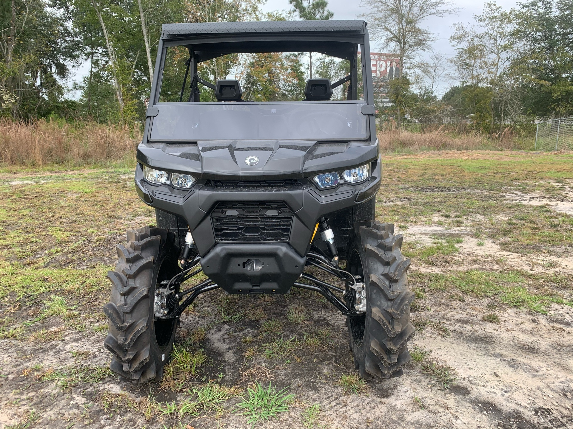 2020 Can-Am Defender HD8 in Valdosta, Georgia - Photo 2