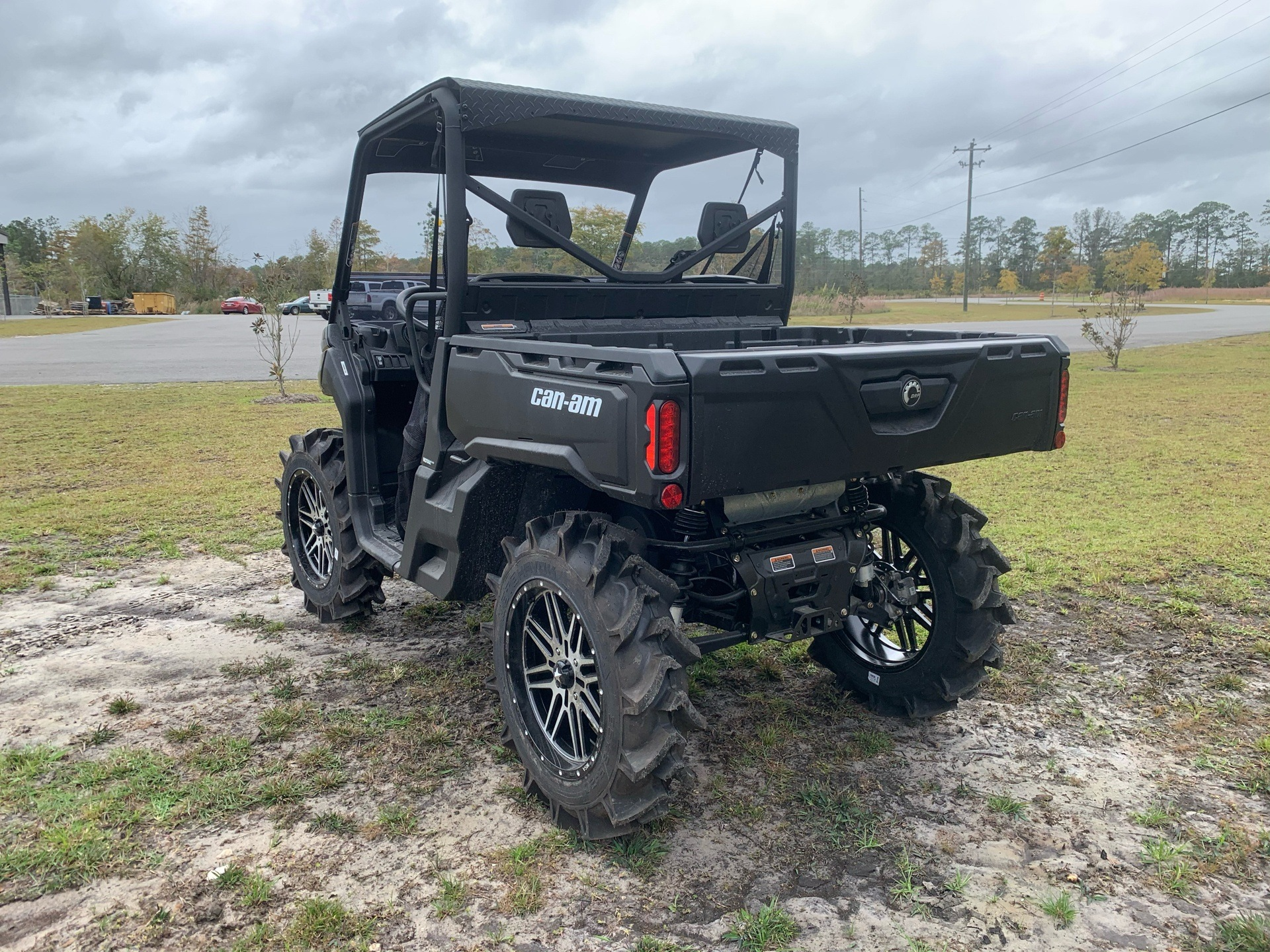 2020 Can-Am Defender HD8 in Valdosta, Georgia - Photo 4