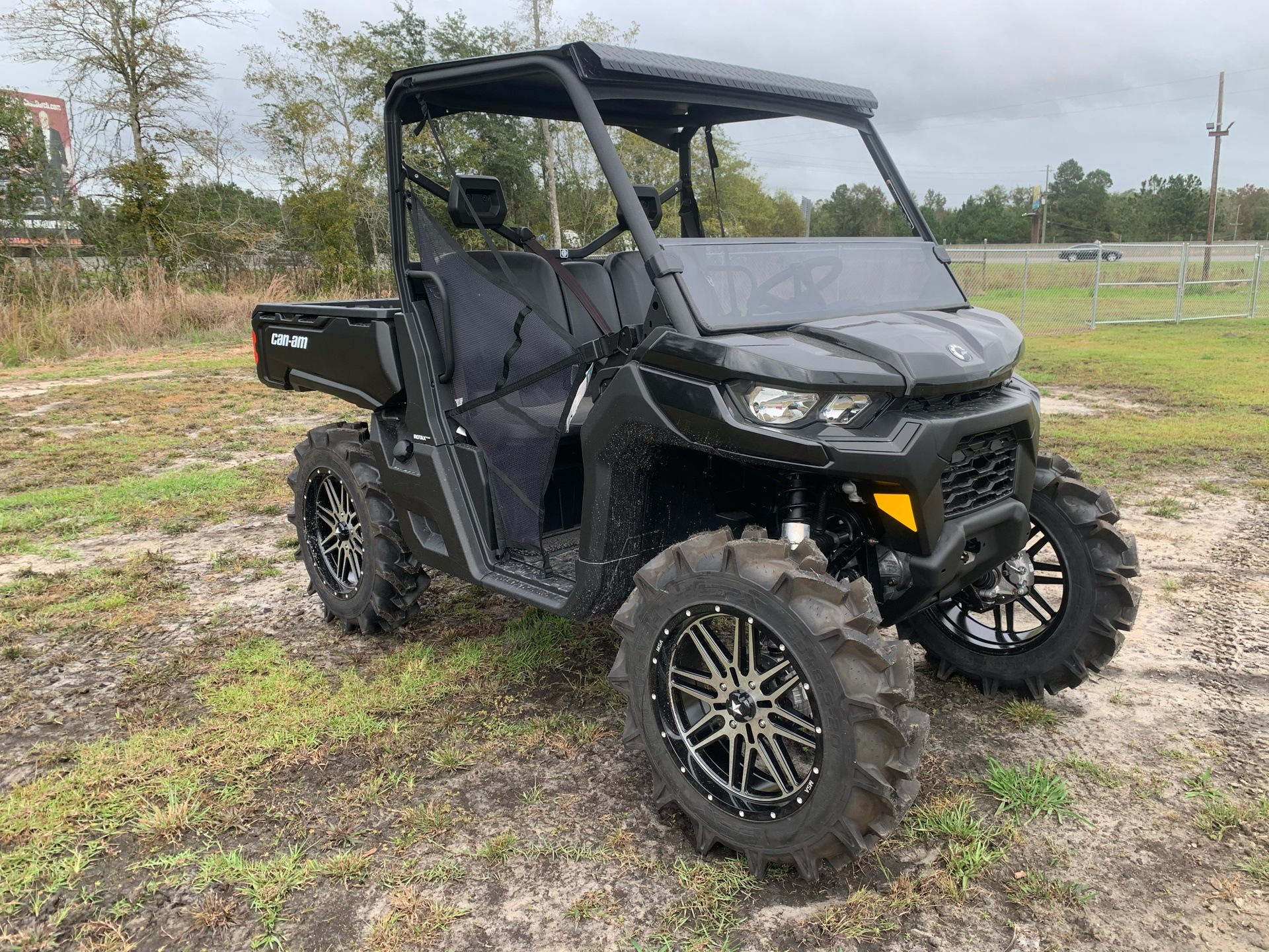 2020 Can-Am Defender HD8 in Valdosta, Georgia - Photo 7