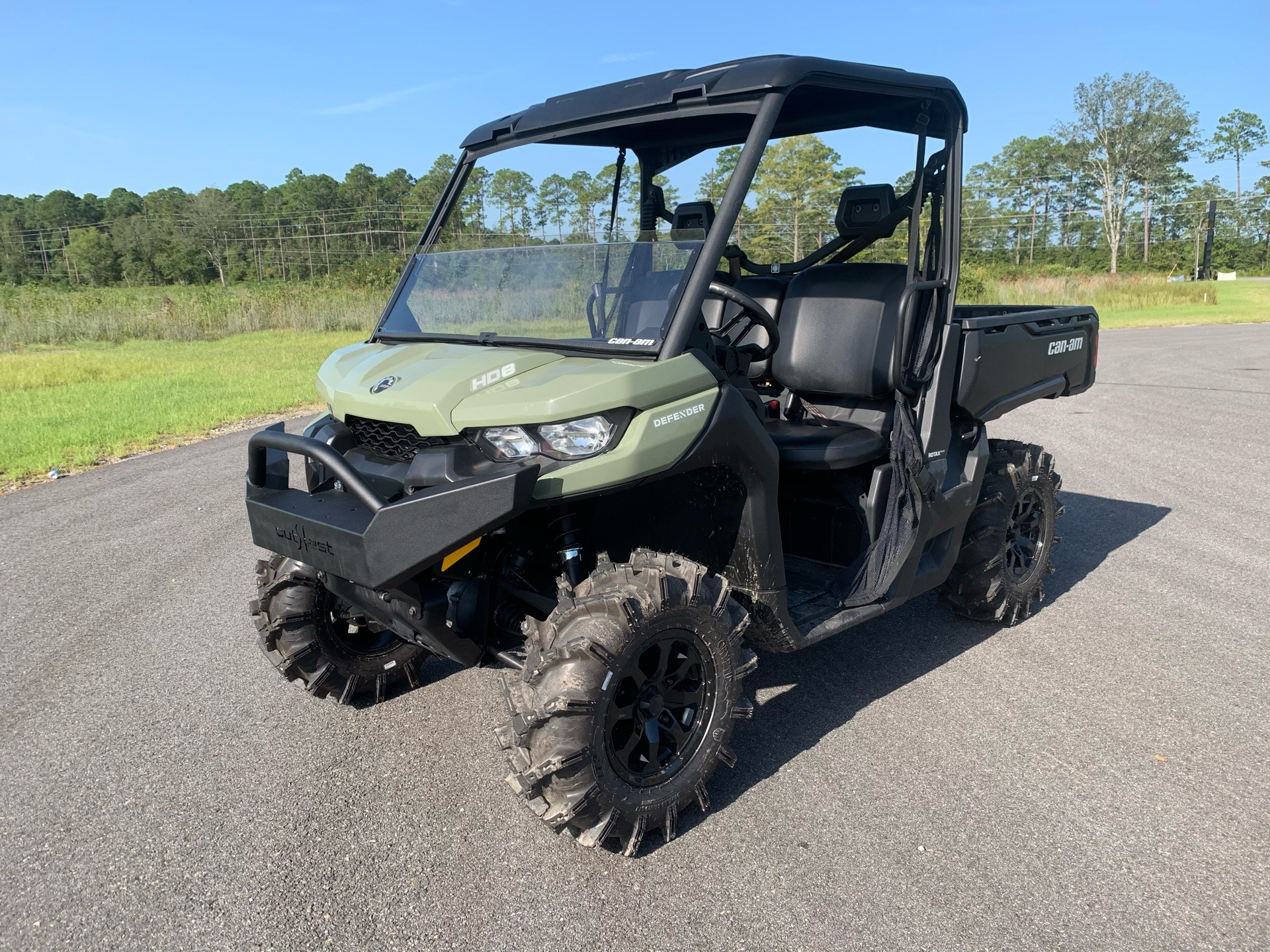 2019 Can-Am Defender DPS HD8 in Valdosta, Georgia - Photo 1