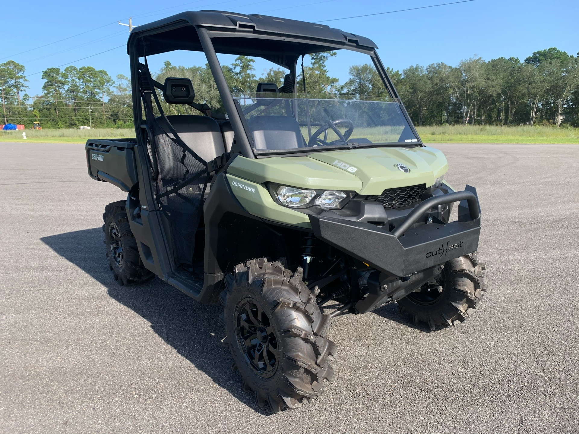 2019 Can-Am Defender DPS HD8 in Valdosta, Georgia - Photo 6