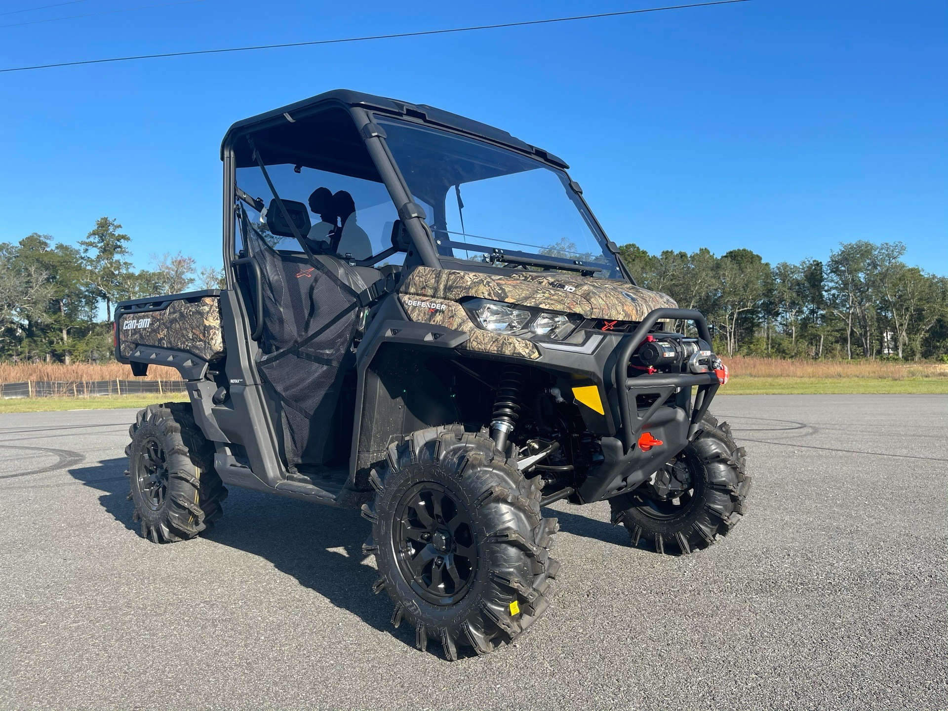 2021 Can-Am Defender X MR HD10 in Valdosta, Georgia - Photo 1