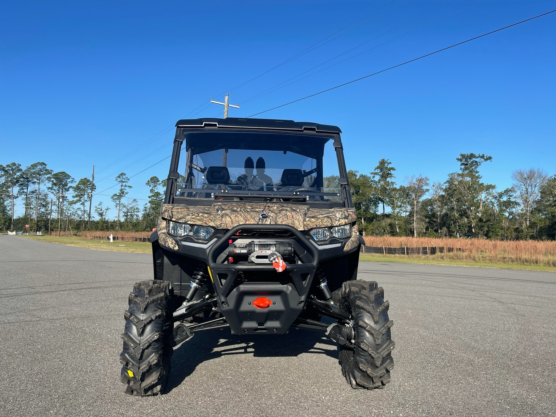 2021 Can-Am Defender X MR HD10 in Valdosta, Georgia - Photo 3