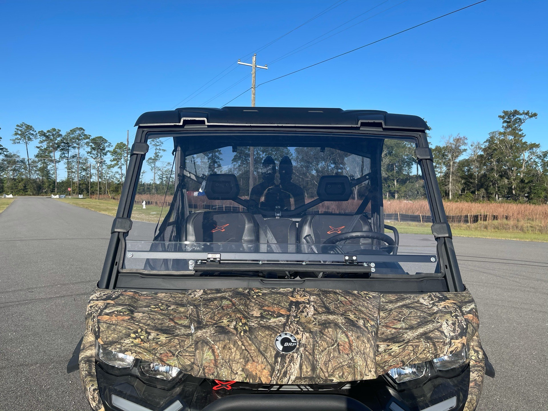 2021 Can-Am Defender X MR HD10 in Valdosta, Georgia - Photo 5