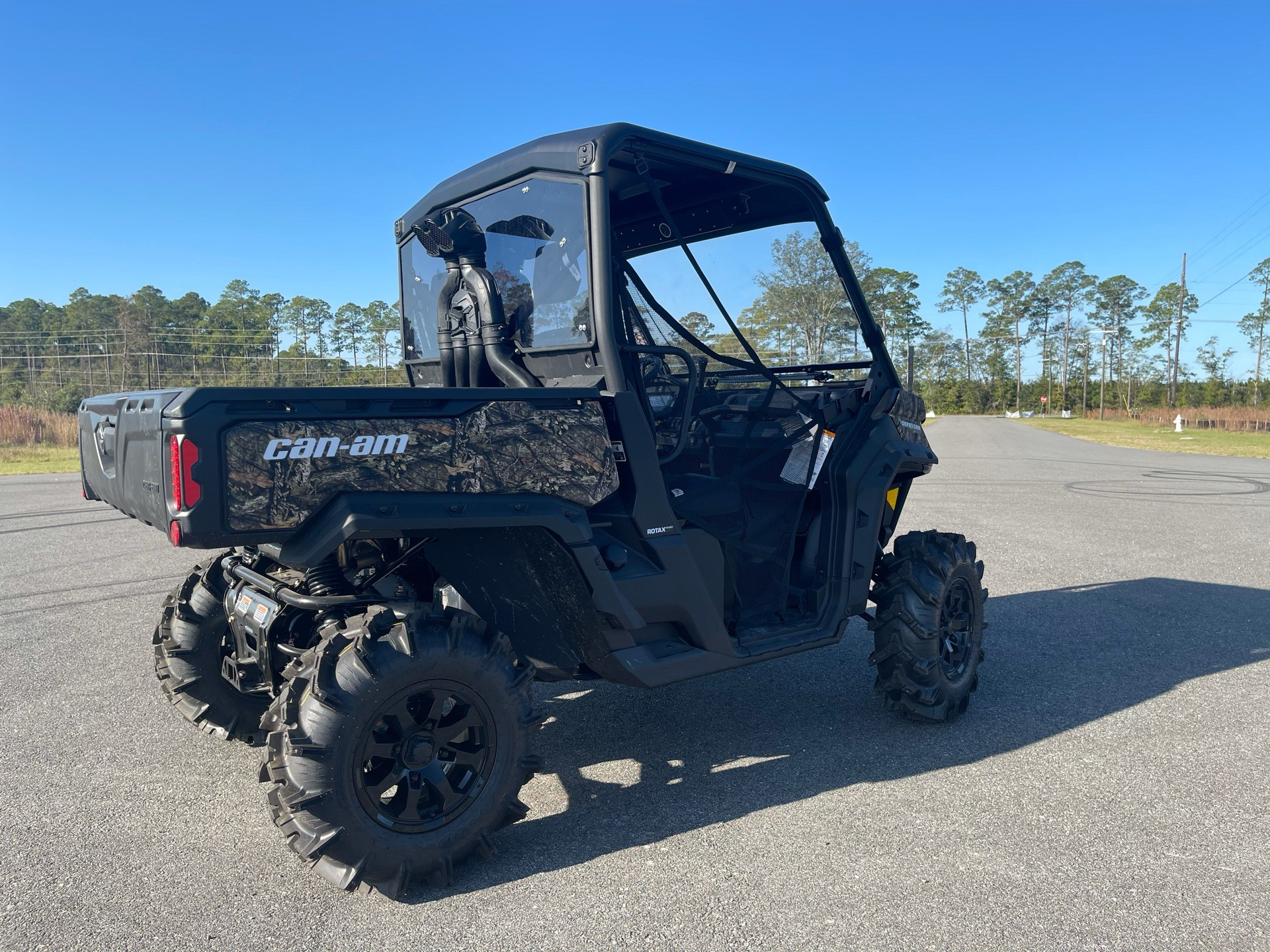 2021 Can-Am Defender X MR HD10 in Valdosta, Georgia - Photo 9