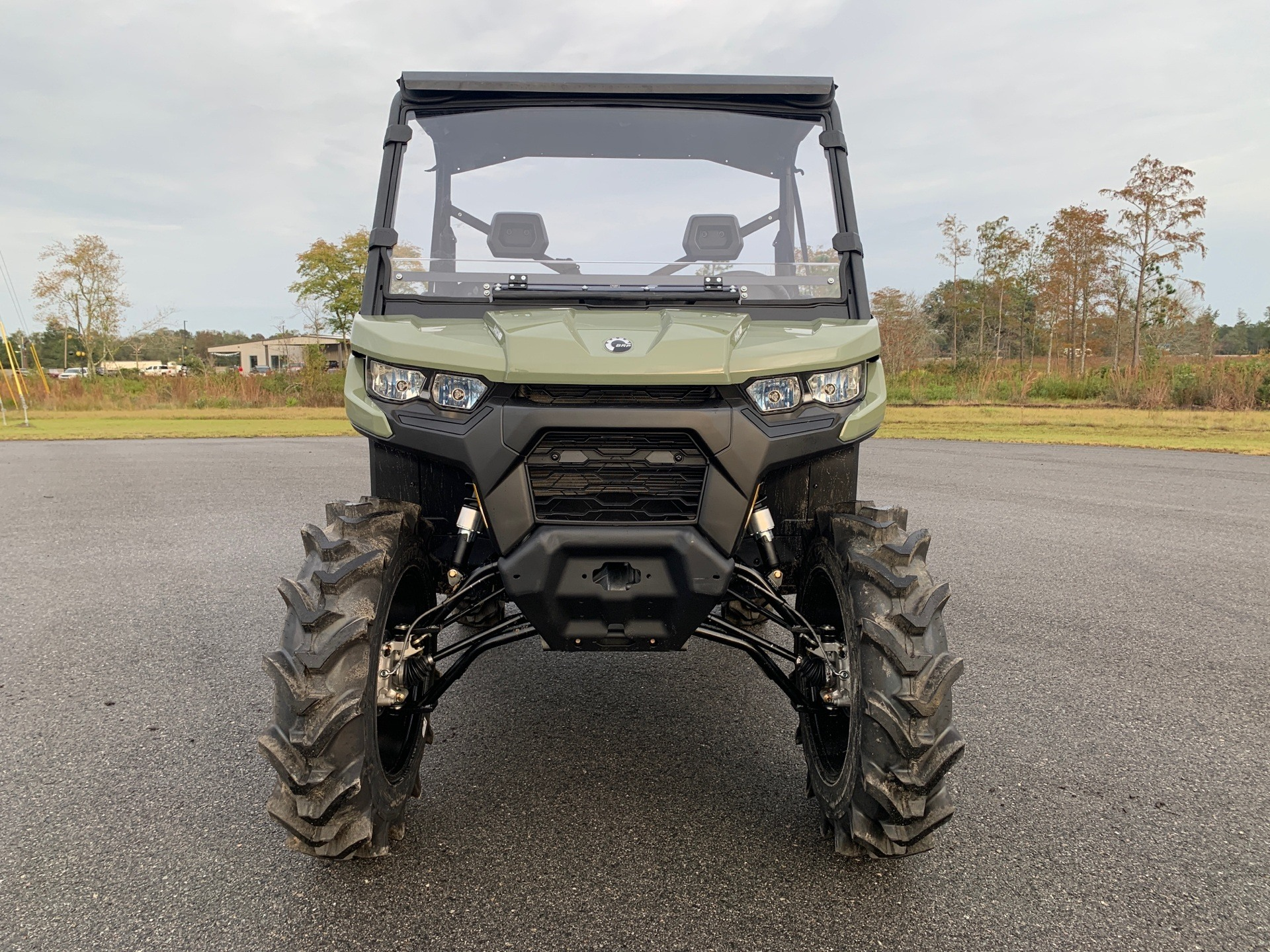 2021 Can-Am Defender HD8 in Valdosta, Georgia - Photo 3