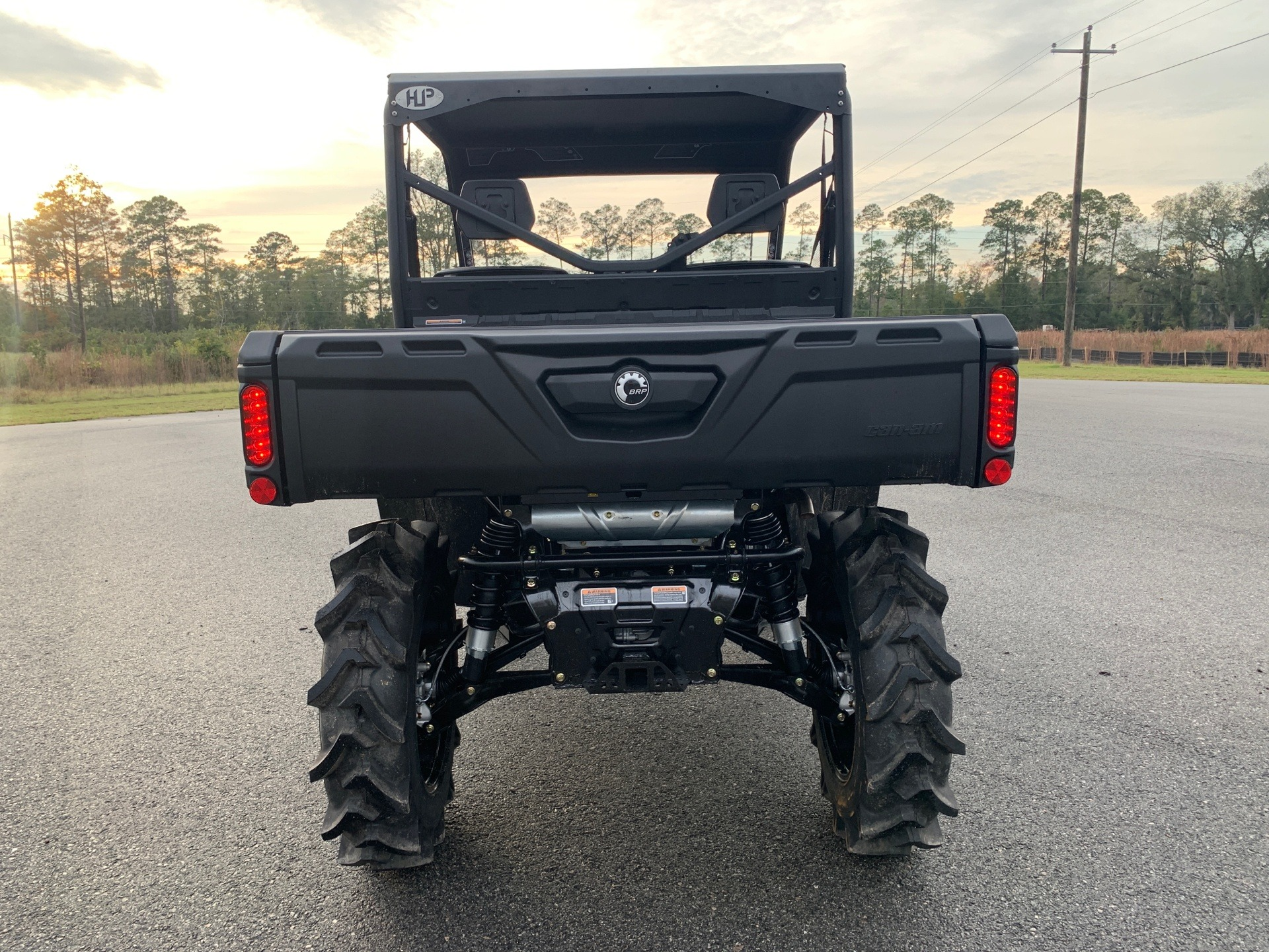2021 Can-Am Defender HD8 in Valdosta, Georgia - Photo 5