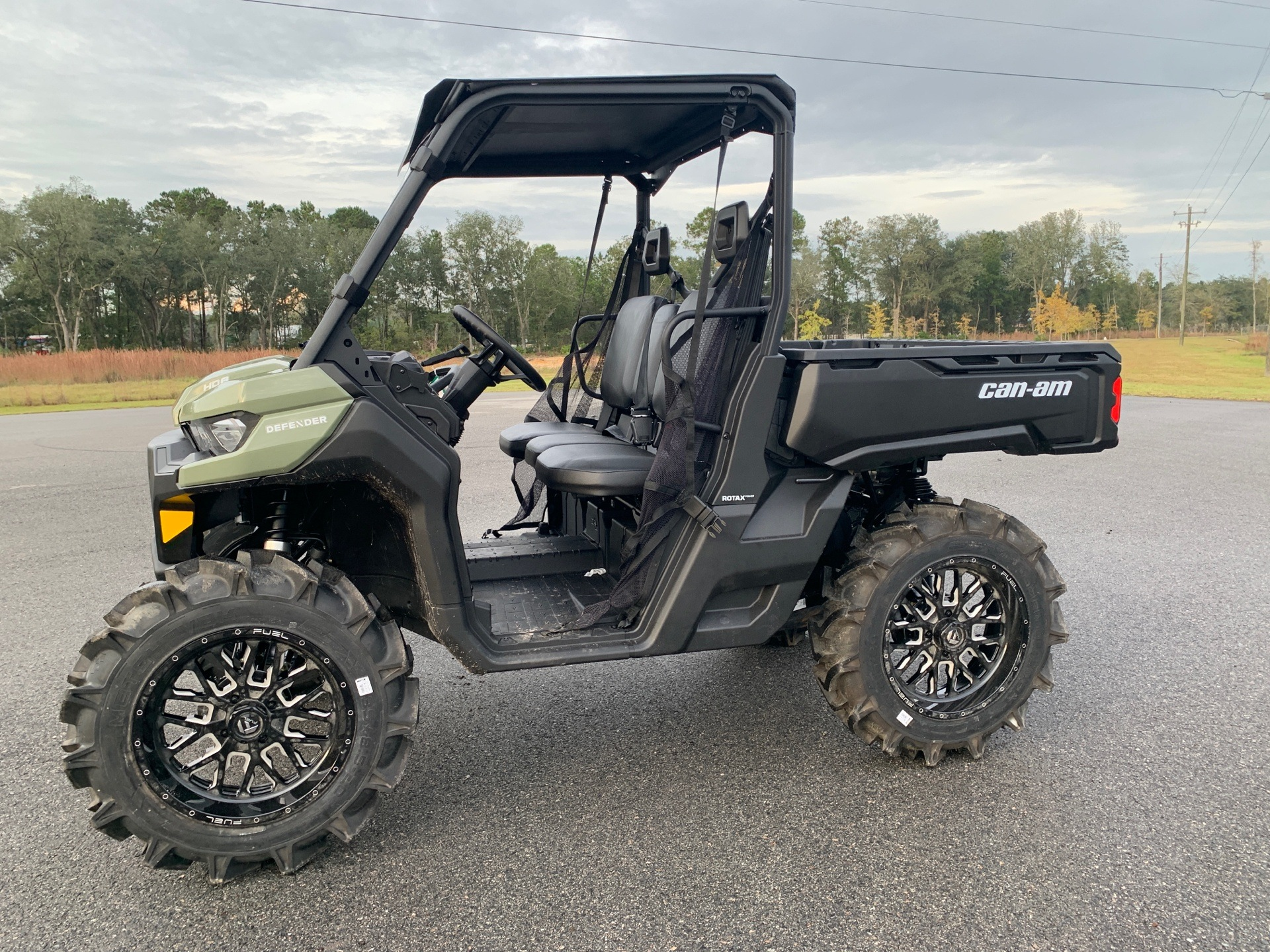 2021 Can-Am Defender HD8 in Valdosta, Georgia - Photo 10