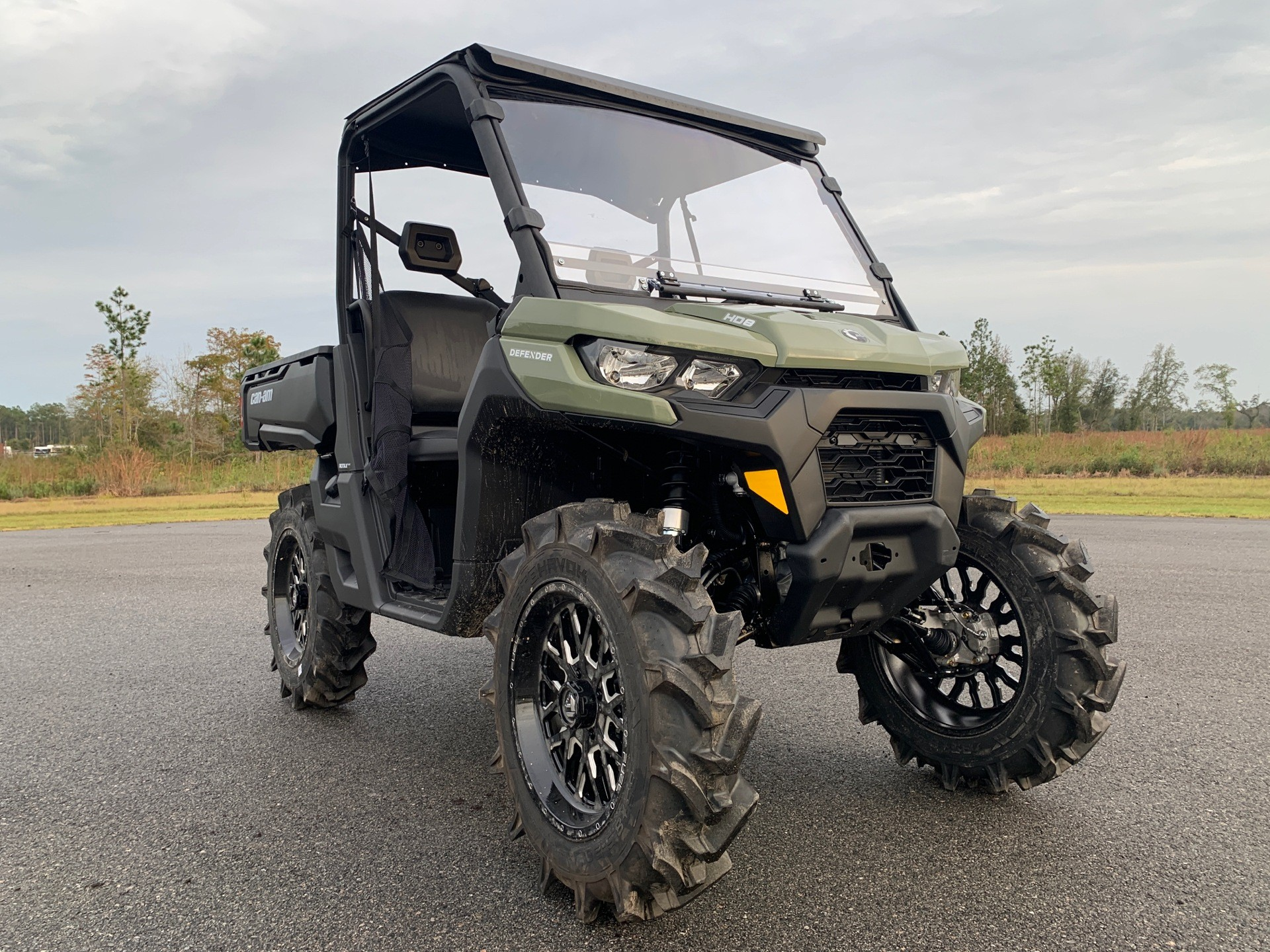 2021 Can-Am Defender HD8 in Valdosta, Georgia - Photo 12