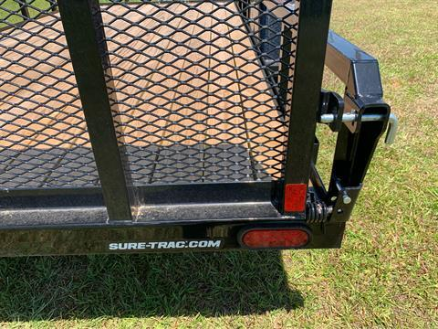 2020 Sure-Trac 7X14 TUBE TOP UTILITY 3K in Valdosta, Georgia - Photo 8