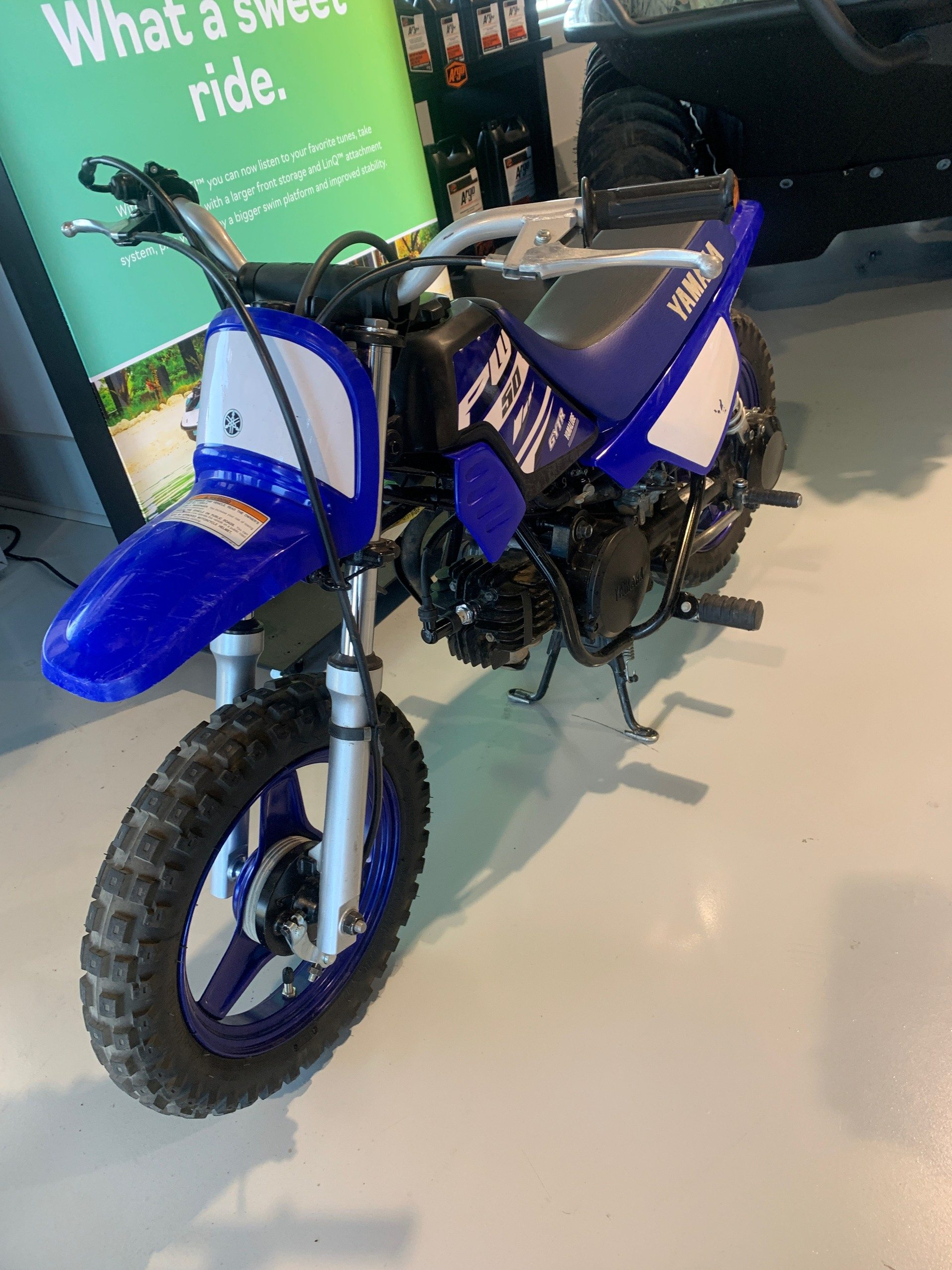 2018 Yamaha PW50 in Valdosta, Georgia - Photo 1