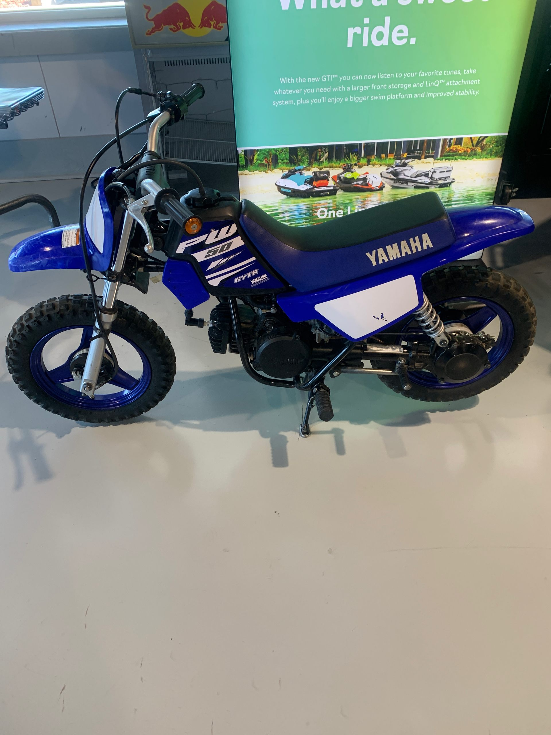 2018 Yamaha PW50 in Valdosta, Georgia - Photo 2
