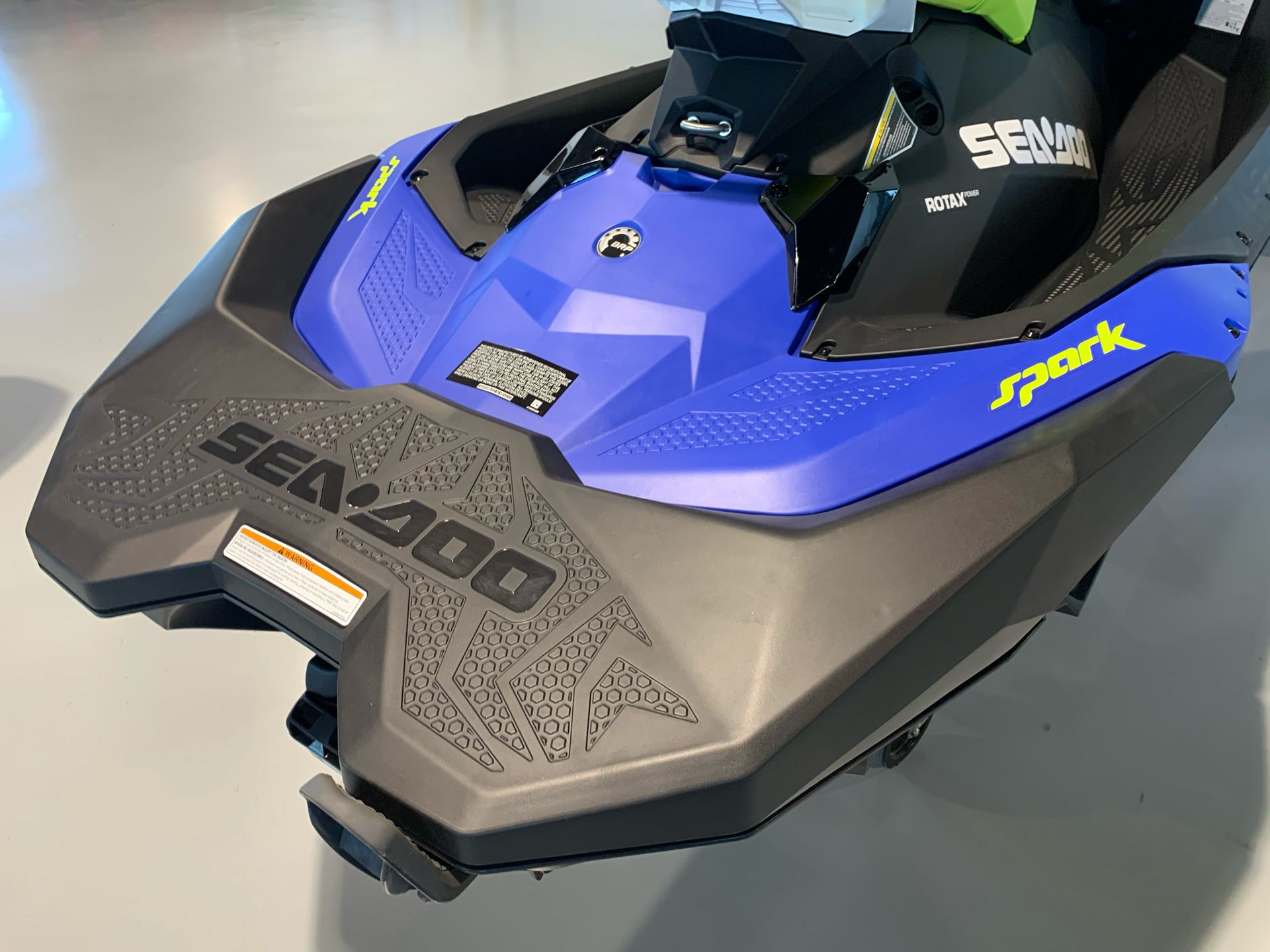 2021 Sea-Doo Spark 3up 90 hp iBR + Convenience Package in Valdosta, Georgia - Photo 5