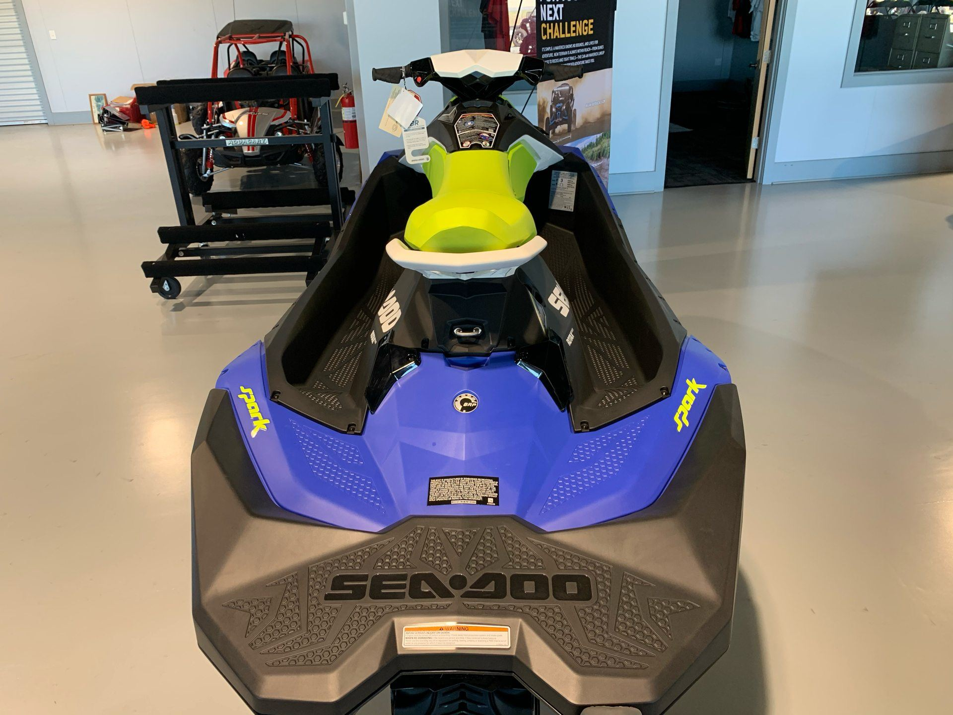 2021 Sea-Doo Spark 3up 90 hp iBR + Convenience Package in Valdosta, Georgia - Photo 6