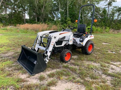 2021 Bobcat CT1025KA HD TRACTORS in Valdosta, Georgia - Photo 1