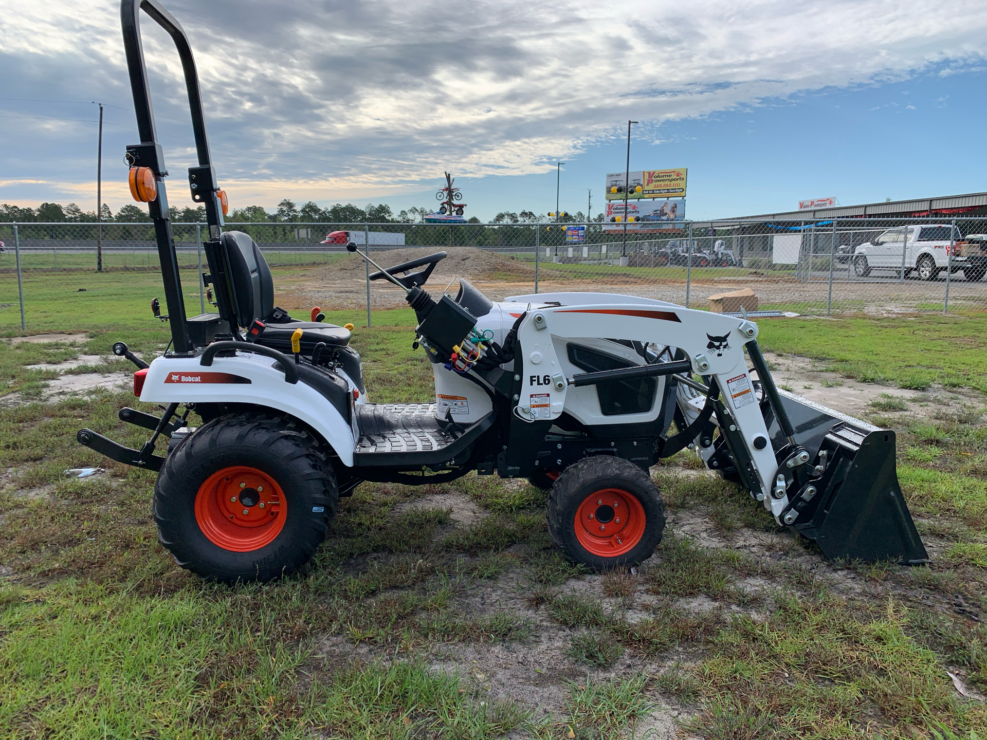 2021 Bobcat CT1025KA HD TRACTORS in Valdosta, Georgia - Photo 8