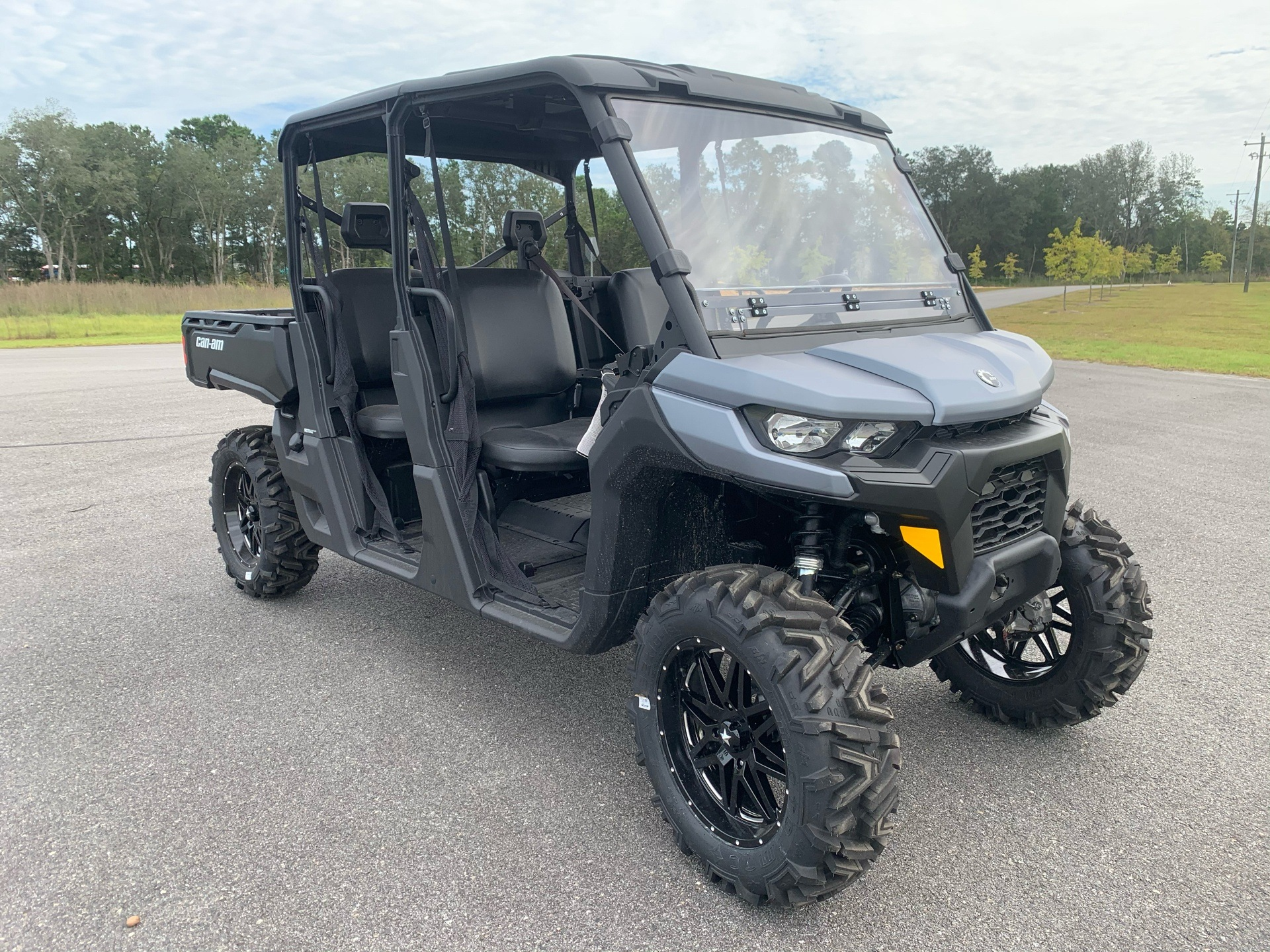 2020 Can-Am Defender MAX HD8 in Valdosta, Georgia - Photo 5