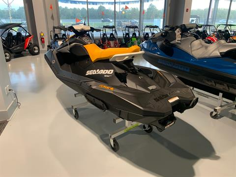 2021 Sea-Doo Spark 3up 90 hp iBR + Convenience Package in Valdosta, Georgia - Photo 2