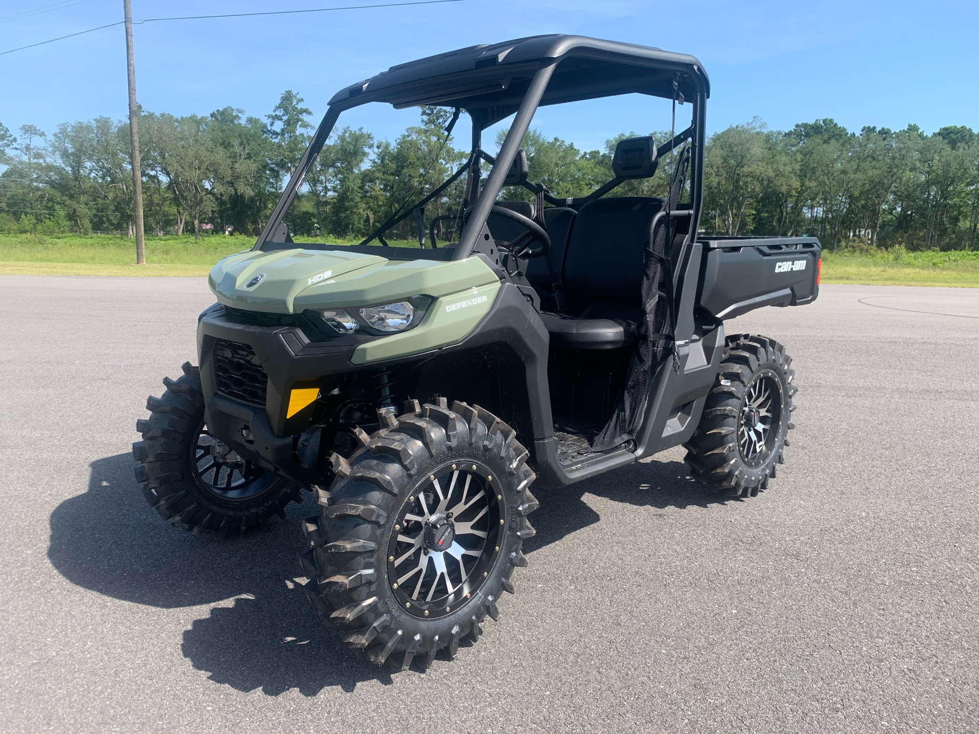 2020 Can-Am Defender DPS HD8 in Valdosta, Georgia - Photo 1