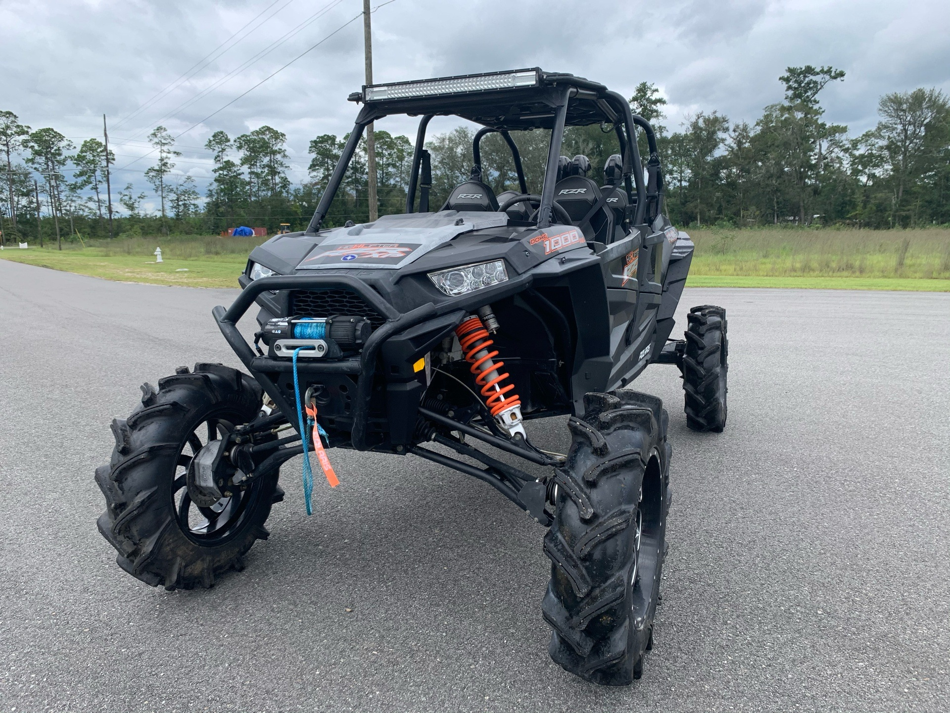 2018 Polaris RZR XP 4 1000 EPS High Lifter Edition in Valdosta, Georgia - Photo 2
