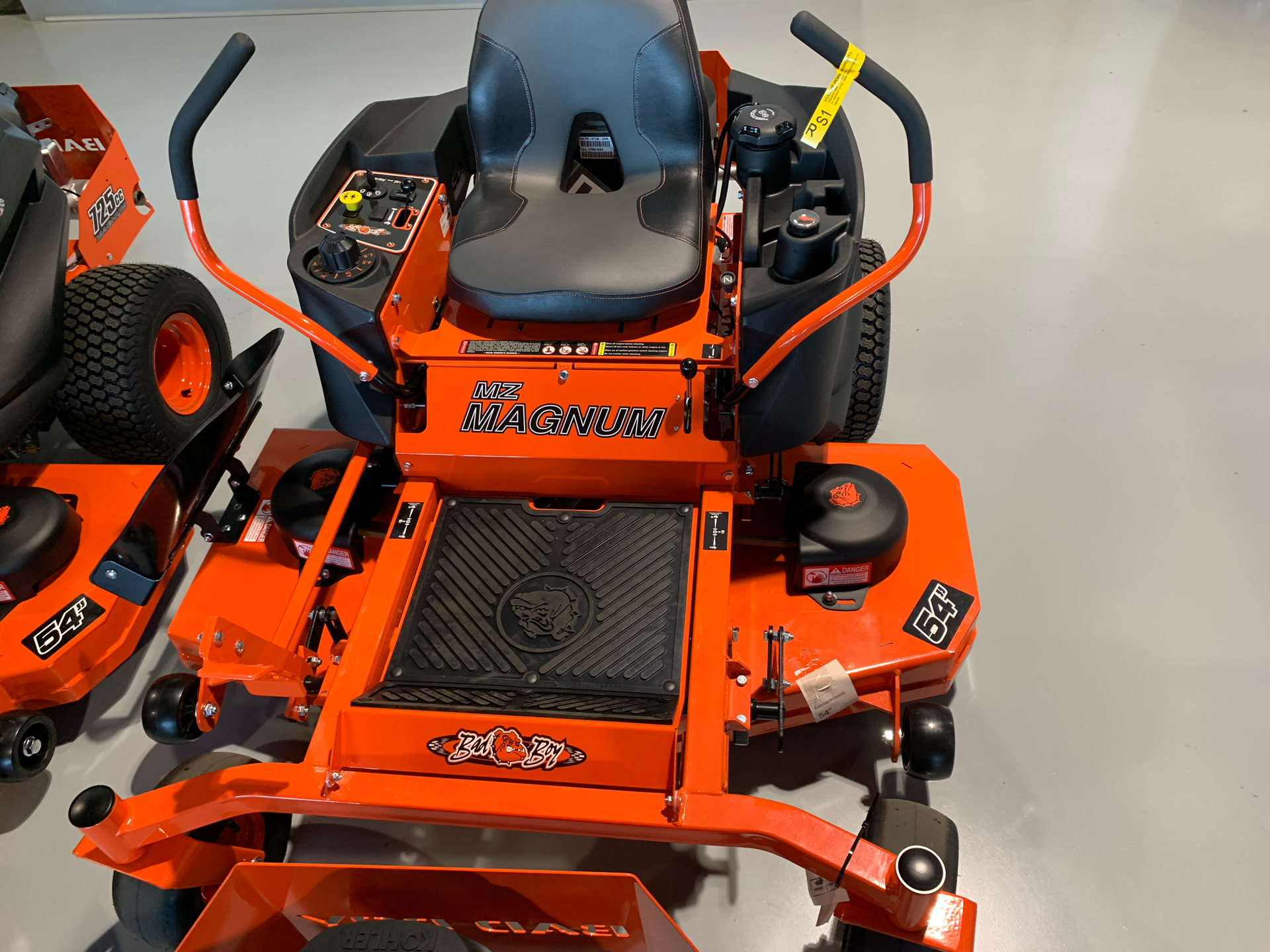 2021 Bad Boy Mowers MZ Magnum 54 in. Kohler 725 cc in Valdosta, Georgia - Photo 1