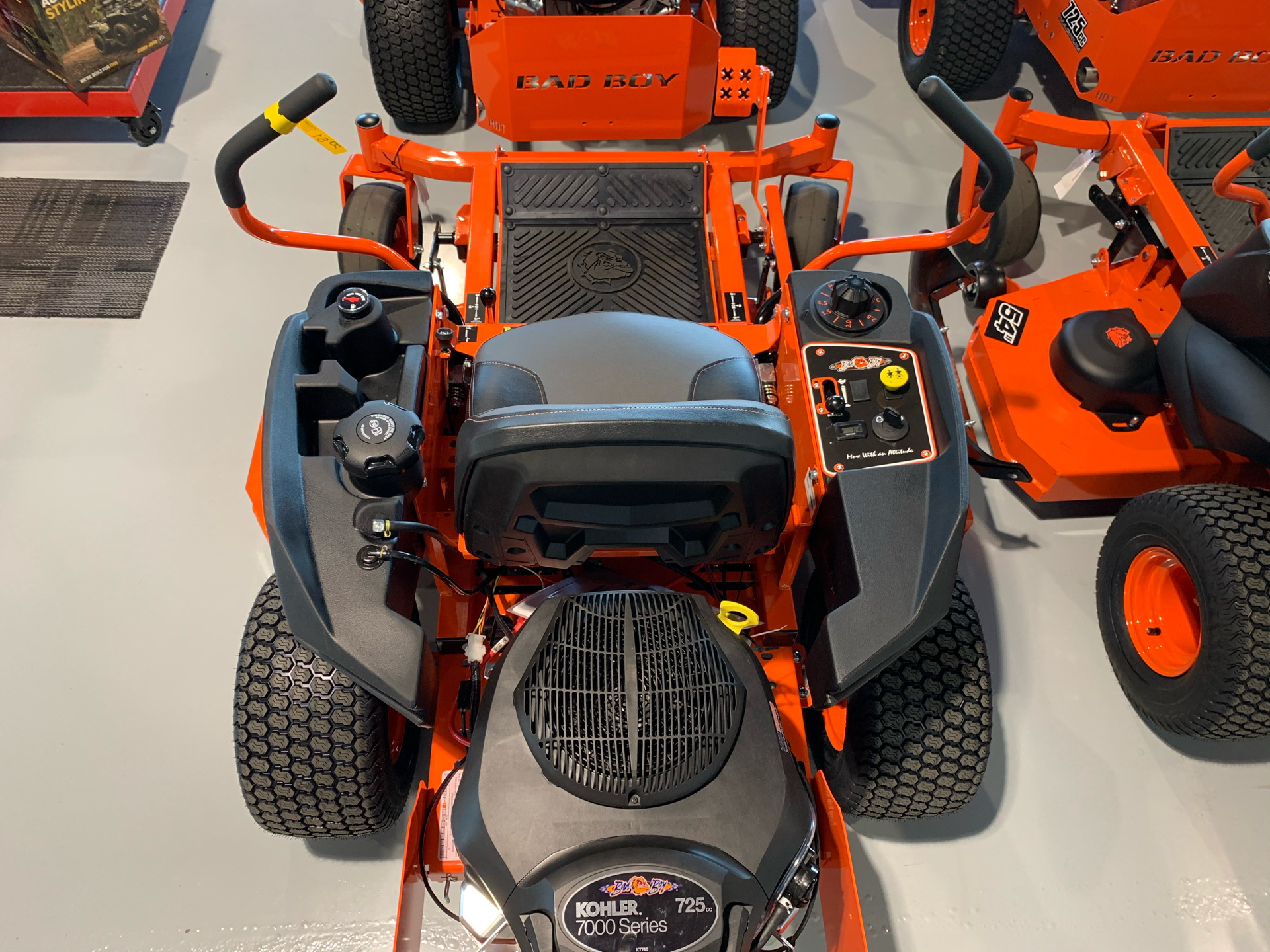 2021 Bad Boy Mowers MZ Magnum 54 in. Kohler 725 cc in Valdosta, Georgia - Photo 6