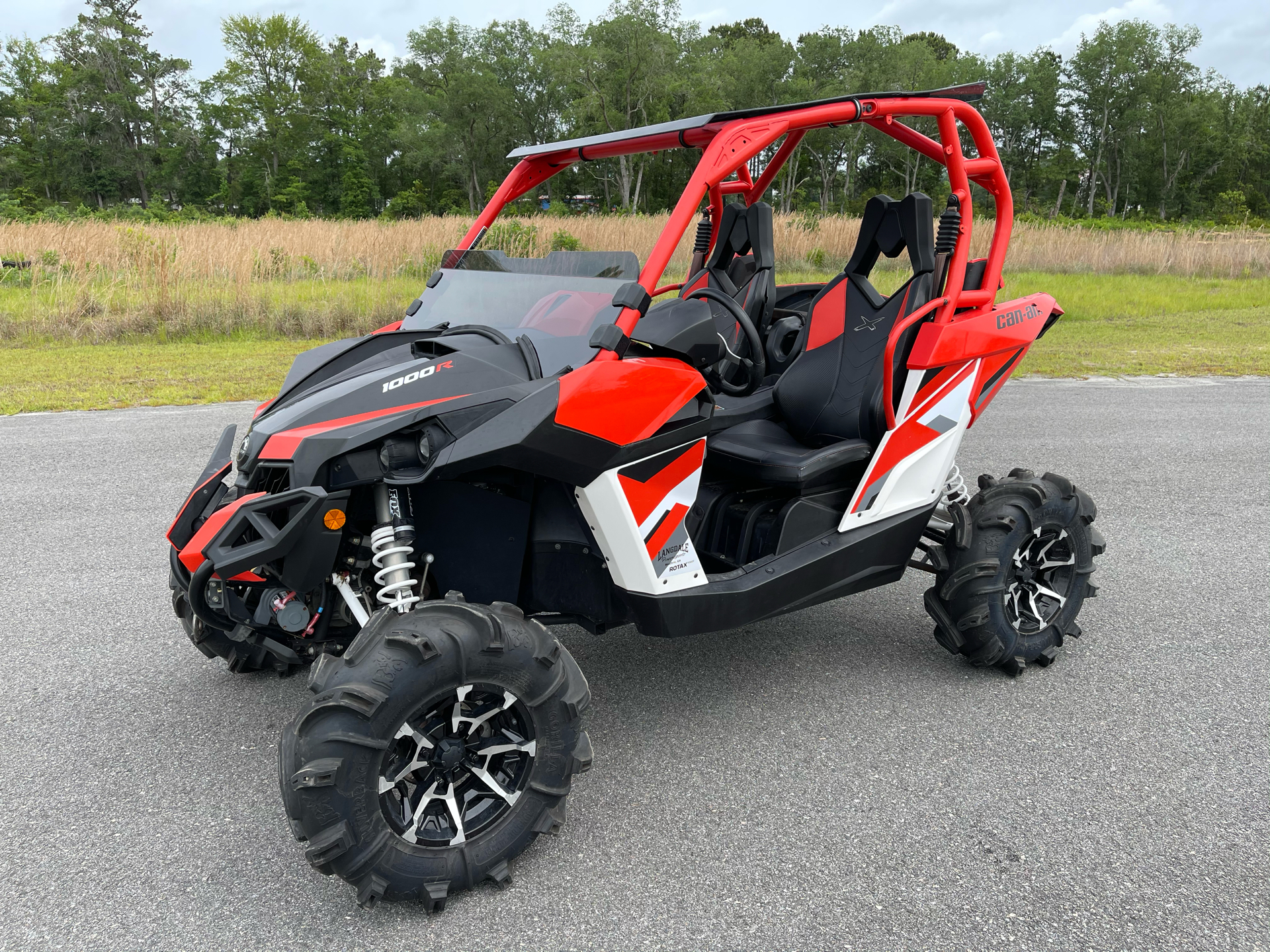 2017 Can-Am Maverick X mr in Valdosta, Georgia - Photo 1
