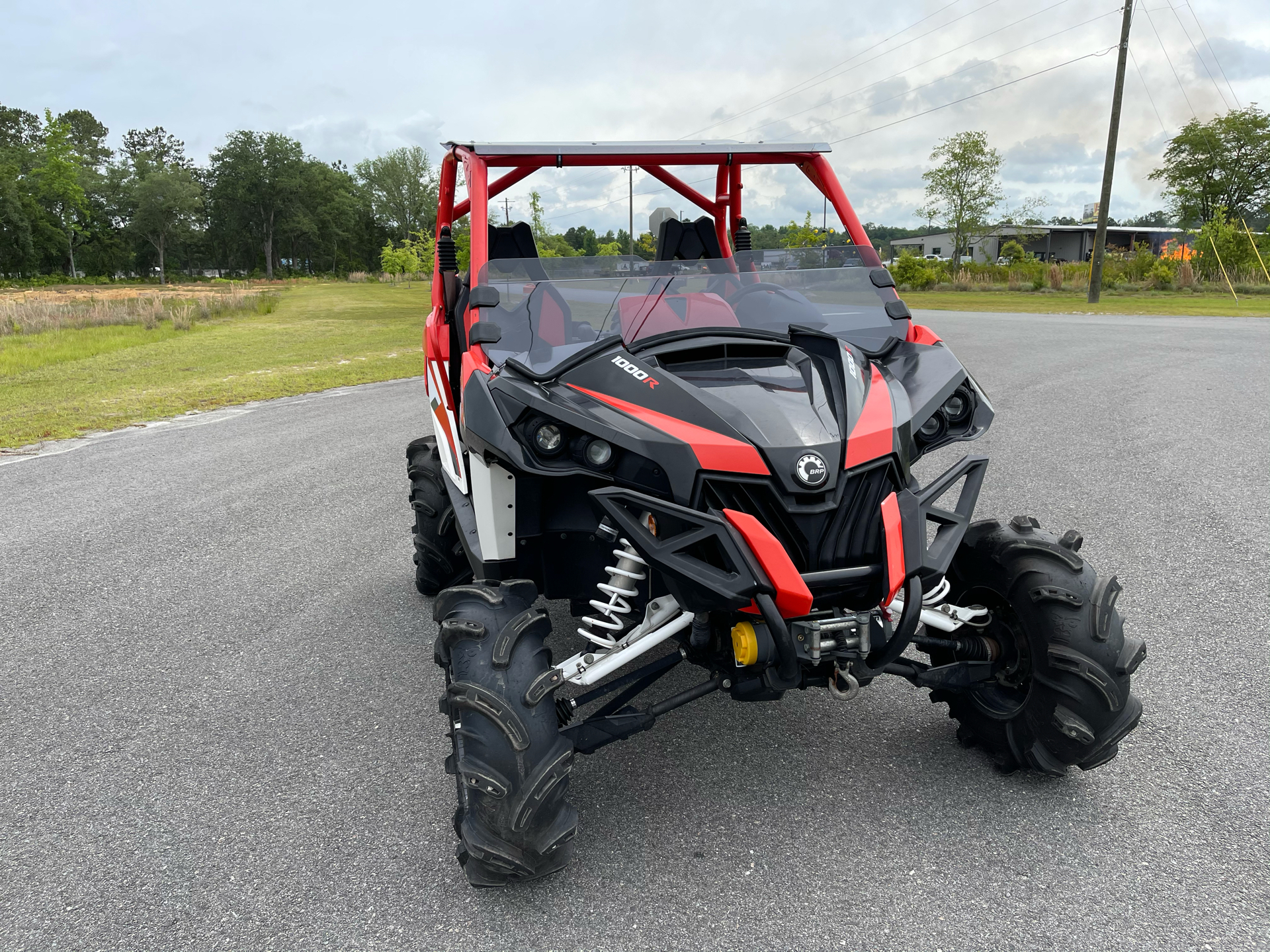 2017 Can-Am Maverick X mr in Valdosta, Georgia - Photo 3