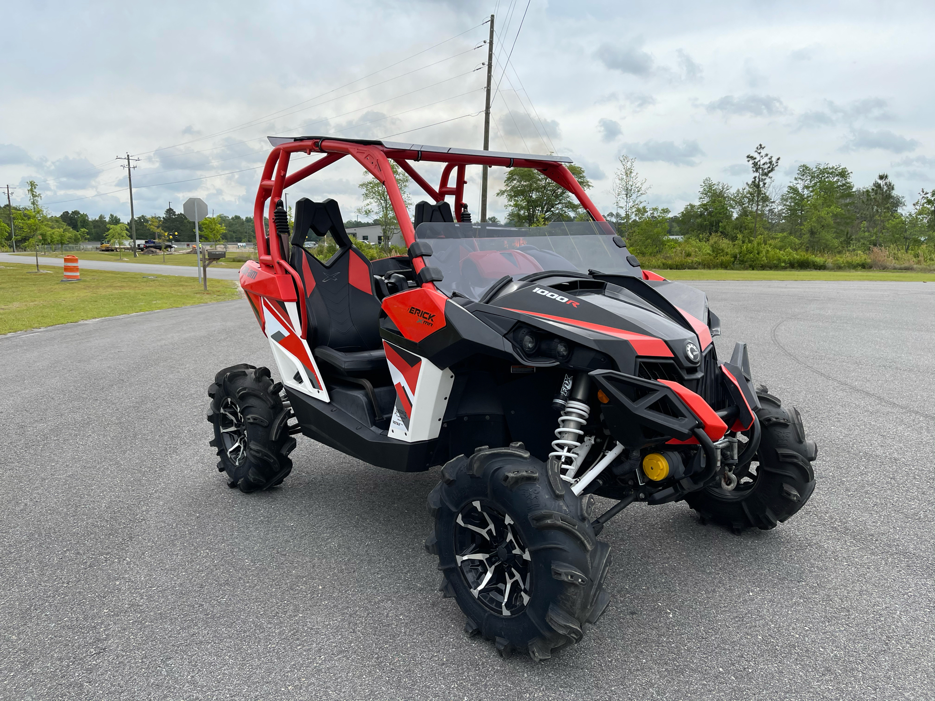 2017 Can-Am Maverick X mr in Valdosta, Georgia - Photo 4