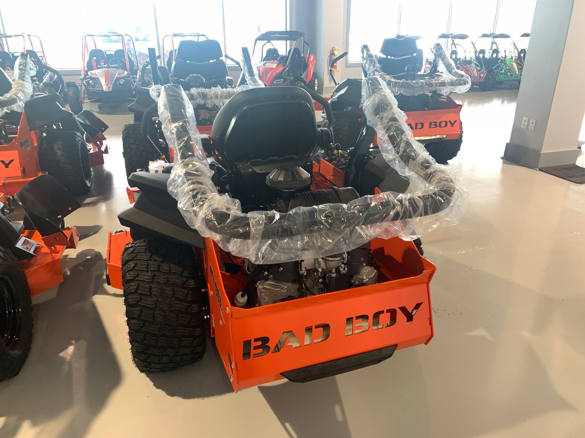 2020 Bad Boy Mowers Rebel 61 in. Kawasaki FX 999 cc in Valdosta, Georgia - Photo 6