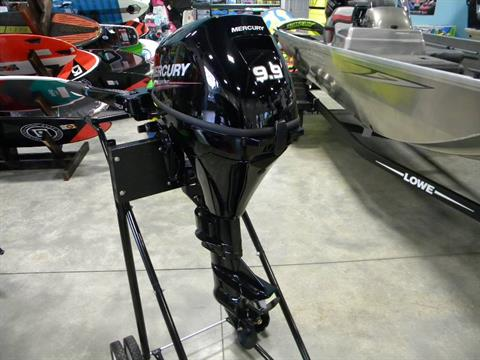 2017 Mercury Marine 9.9 hp FourStroke in Young Harris, Georgia