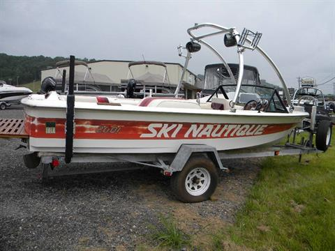 1982 Correct Craft Ski Nautique 2001 in Young Harris, Georgia