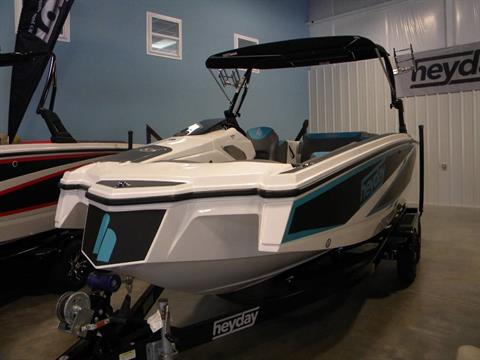 2018 Heyday Wake Boats WT-2 in Young Harris, Georgia