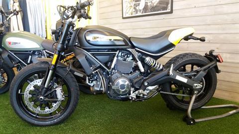 2017 Ducati Scrambler Full Throttle in Austin, Texas