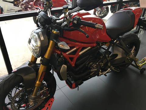 2017 Ducati Monster 1200 S in Austin, Texas