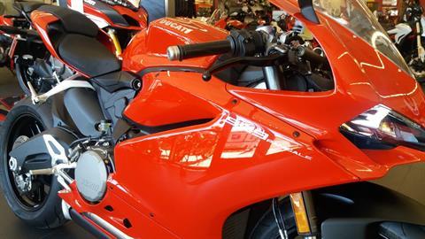 2017 Ducati Superbike 959 Panigale in Austin, Texas
