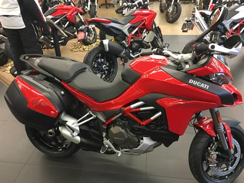 2017 Ducati Multistrada 1200 S in Austin, Texas