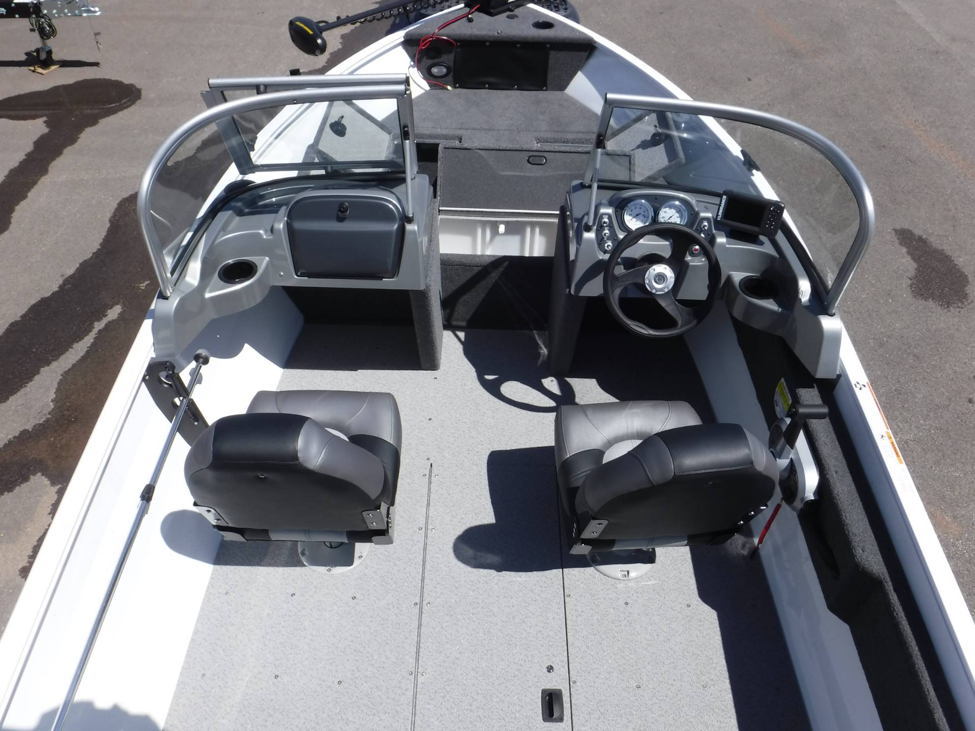 2019 Crestliner 1600 Vision in Spearfish, South Dakota - Photo 4