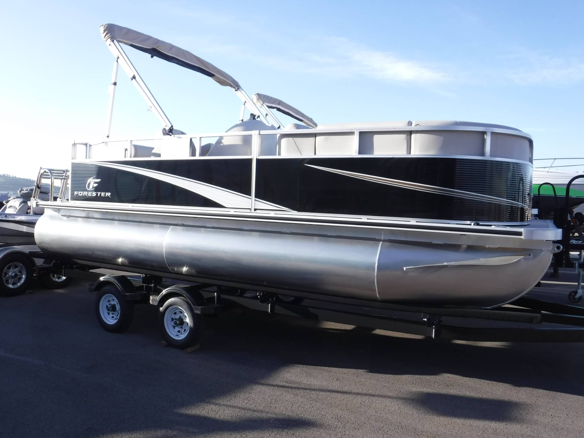 2021 LL Trailers 17'-20' Discount Pontoon Trailer- Tandem Axle in Spearfish, South Dakota - Photo 1