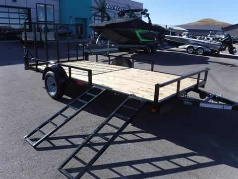 2021 Echo Trailers UTV + 1-ATV Trailer in Spearfish, South Dakota