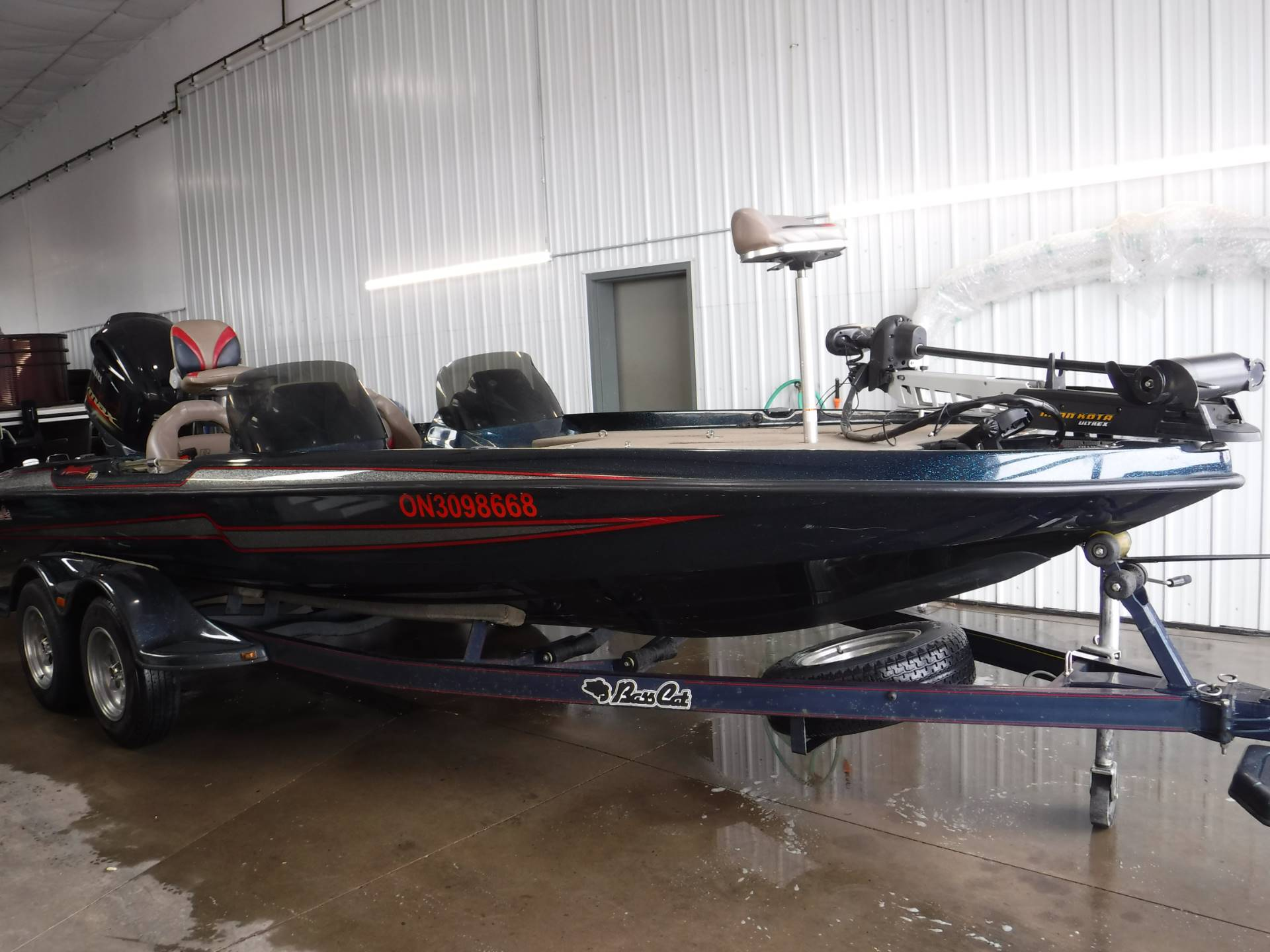 2011 Bass Cat Puma FTD in Spearfish, South Dakota - Photo 6