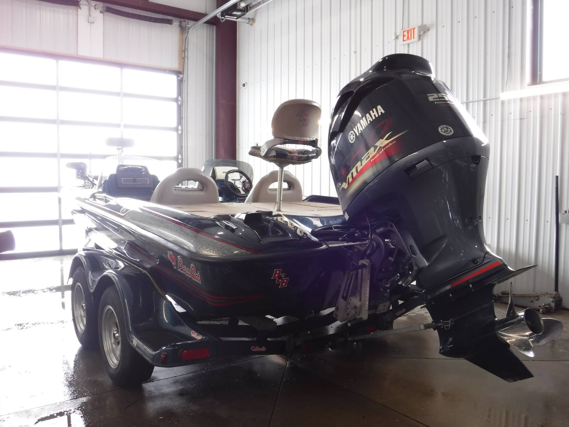2011 Bass Cat Puma FTD in Spearfish, South Dakota - Photo 2