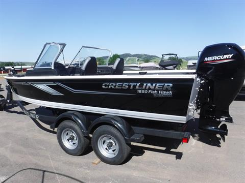 2019 Crestliner 1850 Fish Hawk WT in Spearfish, South Dakota - Photo 2