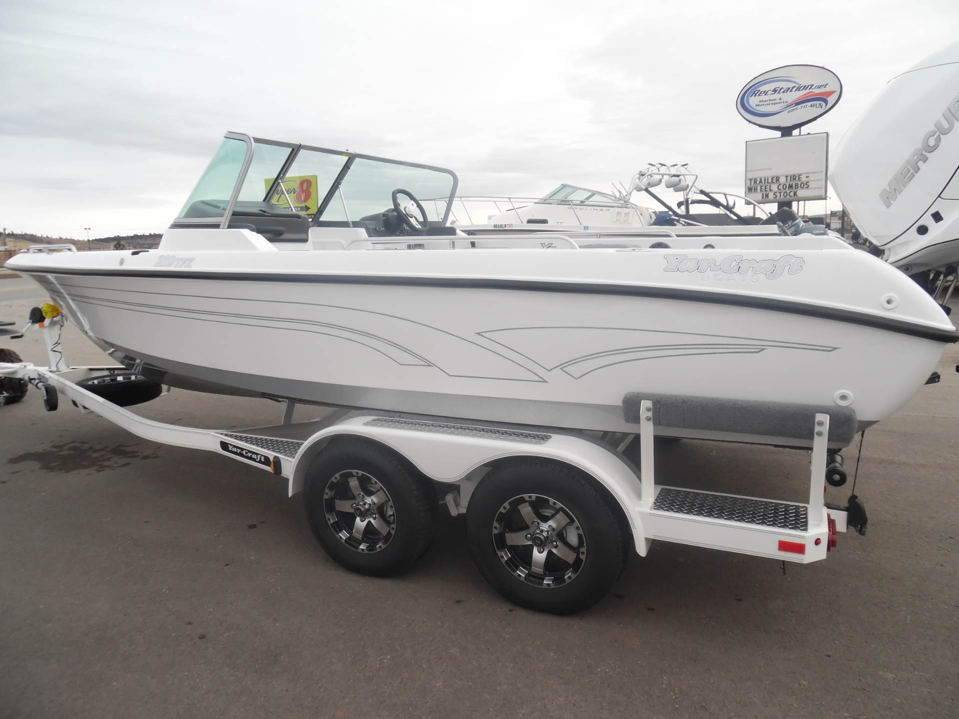 2017 Yar-Craft 219 TFX in Spearfish, South Dakota - Photo 7