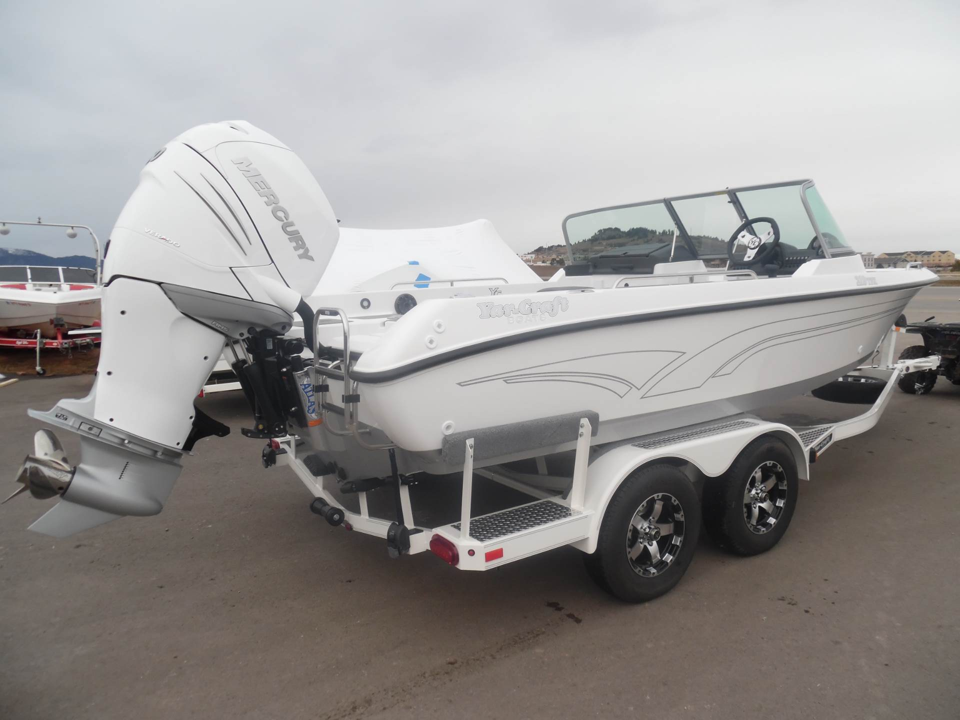 2017 Yar-Craft 219 TFX in Spearfish, South Dakota - Photo 8