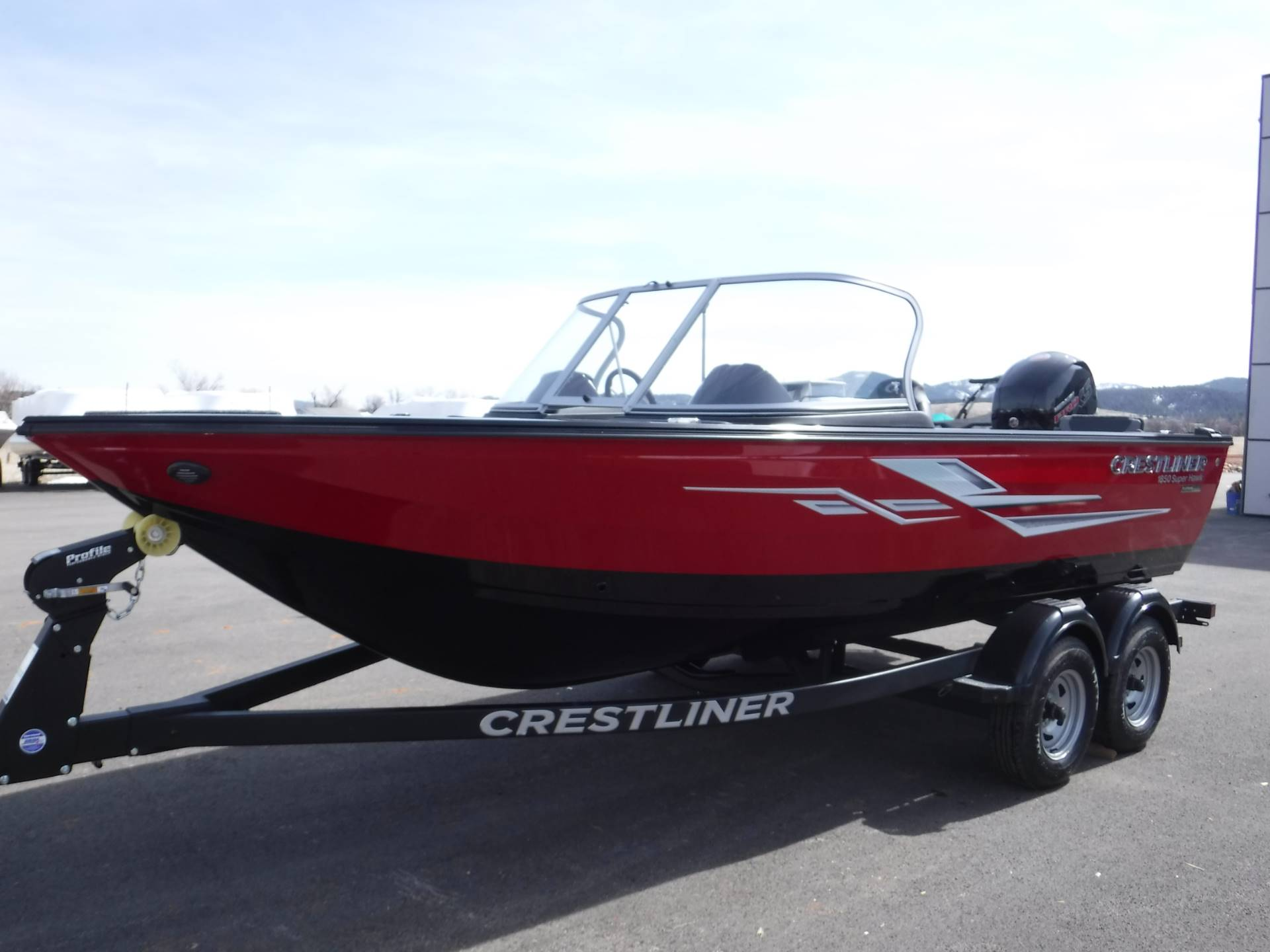 2019 Crestliner 1850 Super Hawk in Spearfish, South Dakota - Photo 4
