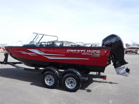 2019 Crestliner 1850 Super Hawk in Spearfish, South Dakota - Photo 2