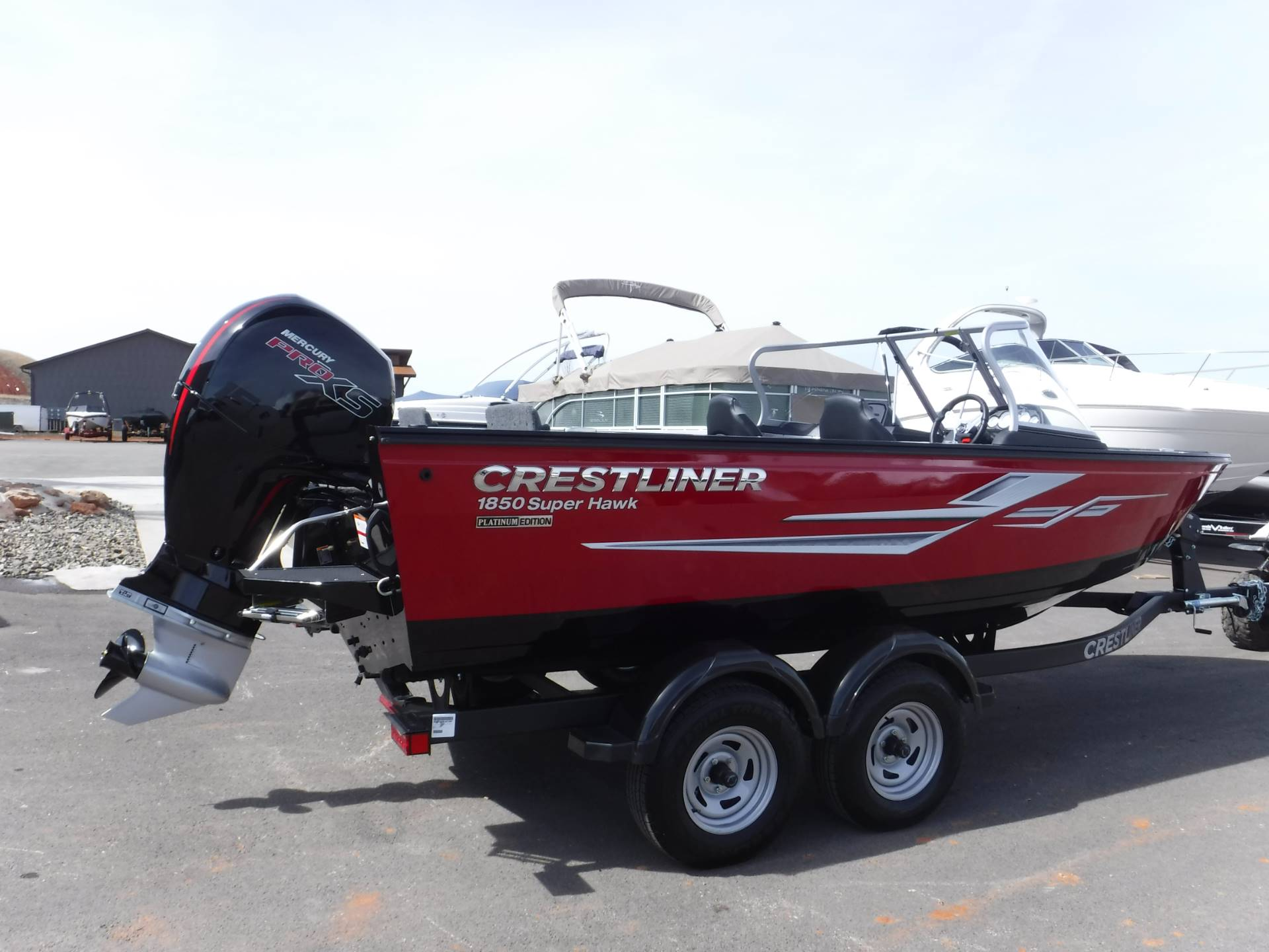2019 Crestliner 1850 Super Hawk in Spearfish, South Dakota - Photo 3